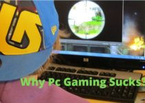 Why Pc Gaming Sucks