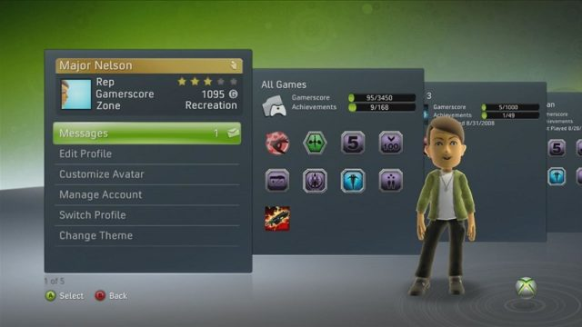 How To Change Theme On Xbox 360