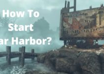 How To Start Far Harbor