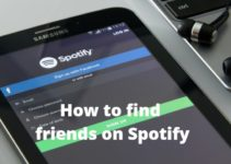 How to find friends on Spotify