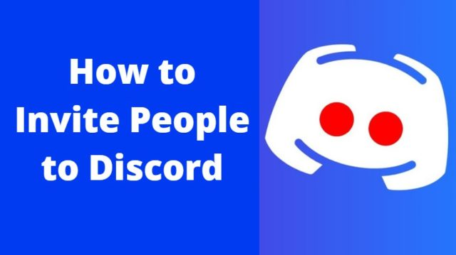 How to Invite People to Discord