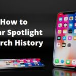 Spotlight Search History