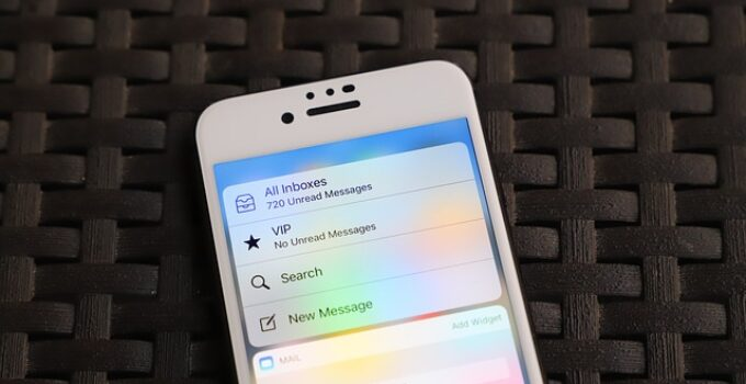Clear Saved Messages on iPhone