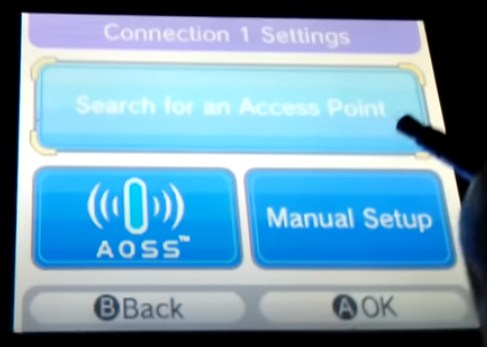 connect nintendo ds to wifi