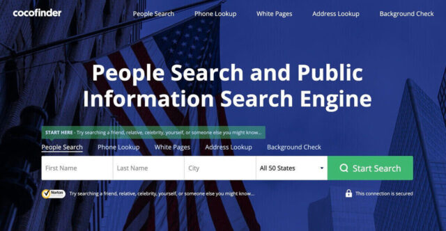 Find Personal Information