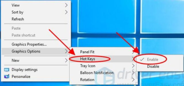 How to Fix Upside Down Computer Screen