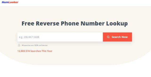 Track Phone Number